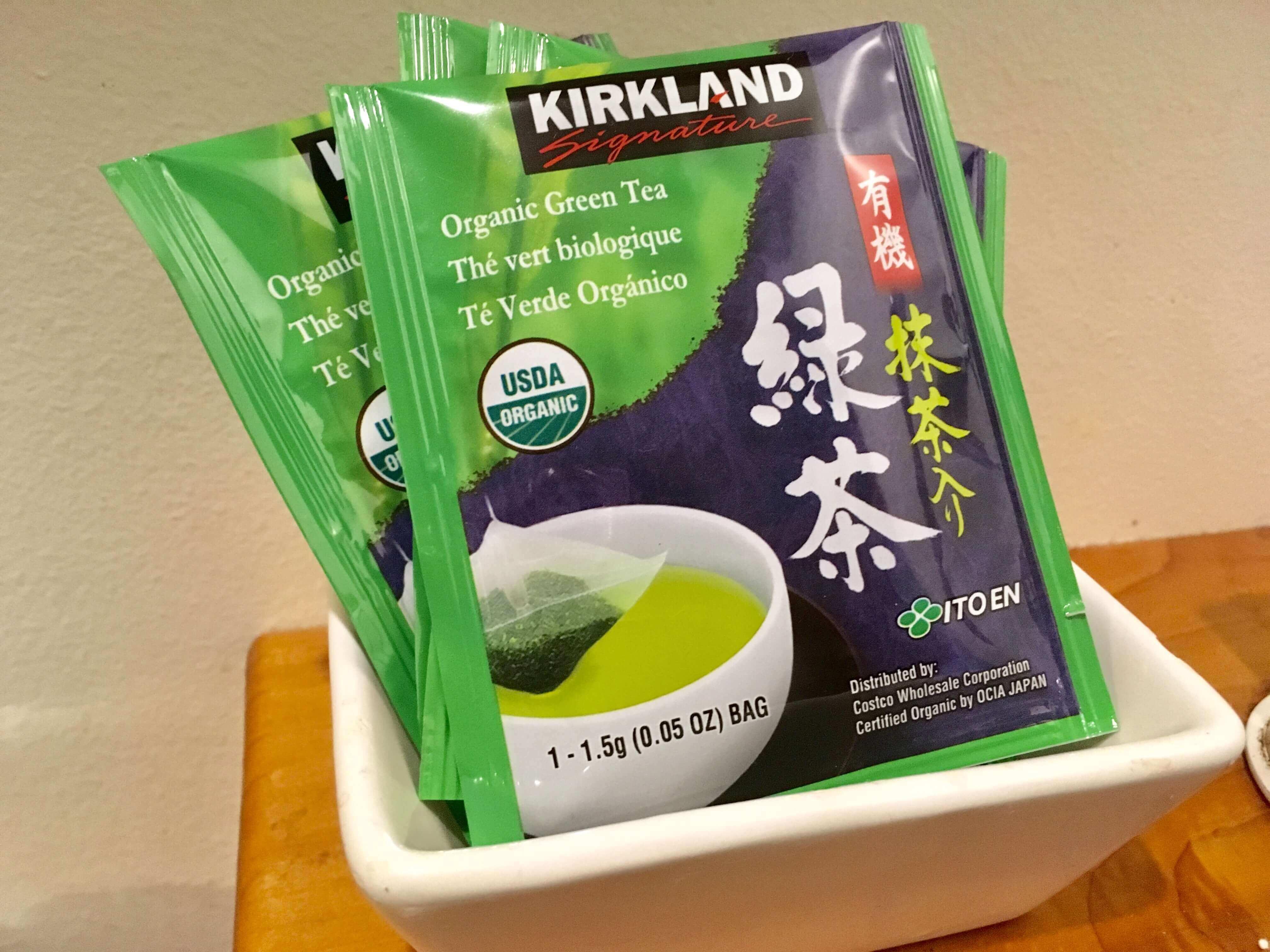 Hotels in volcano - volcano inn - green tea