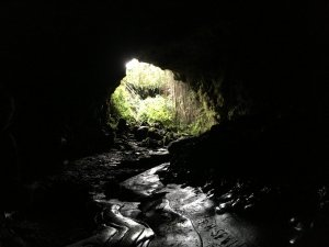 lava tube entrance 4